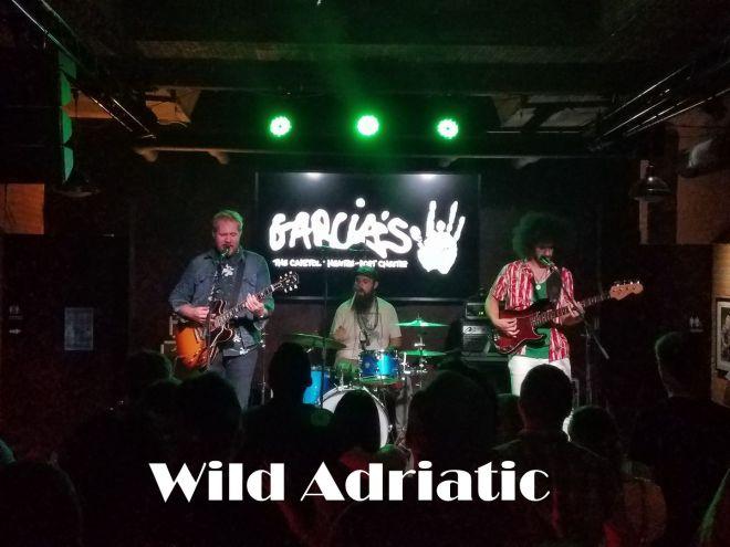 WIld Adriatic by Jason Blackson