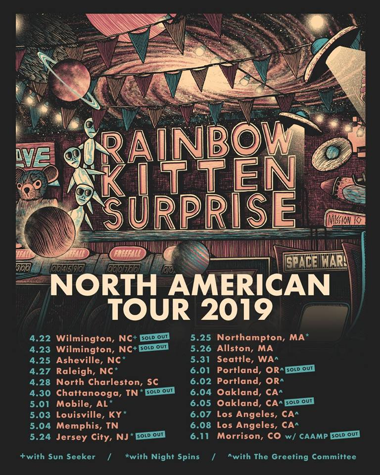RKS Spring Tour 1